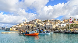 Ports and Marinas in Israel - car rental israel