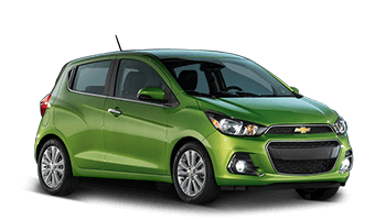 chevrolet spark - car rental in israel