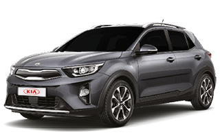 Kia Stonic - car rental in israel