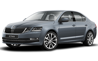 skoda octavia - car rental in israel