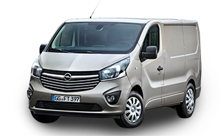 Opel Vivaro - car rental israel