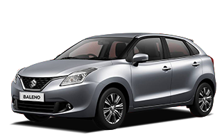 suzuki baleno - car rental in israel