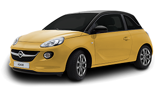 Opel Adam JAM - car rental israel