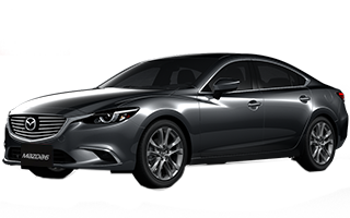 Mazda 6 - car rental in israel