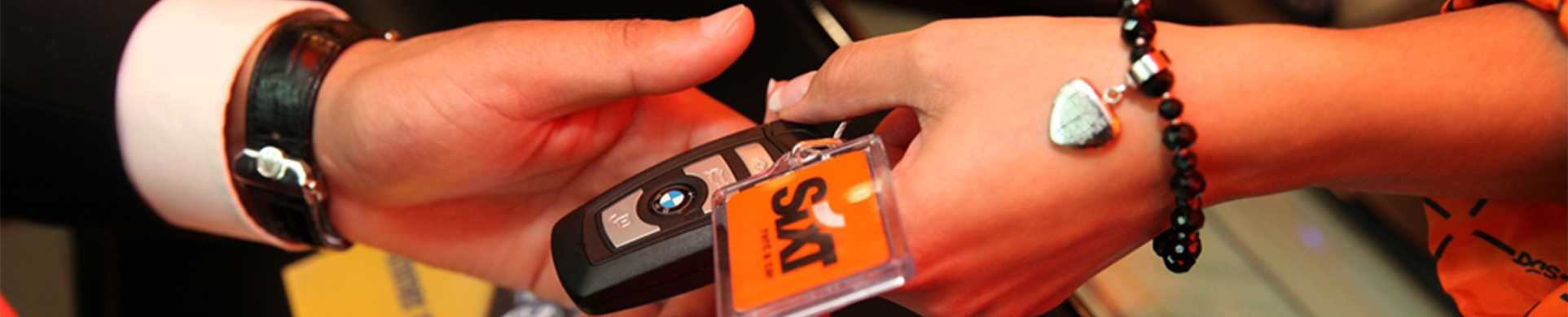 car key for shlomo sixt car