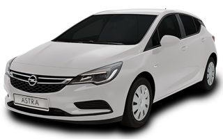 Opel astra - car rental Israel