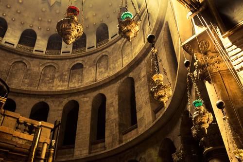 Sepulchre in Jerusalem