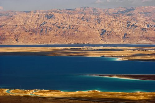 the Dead Sea area