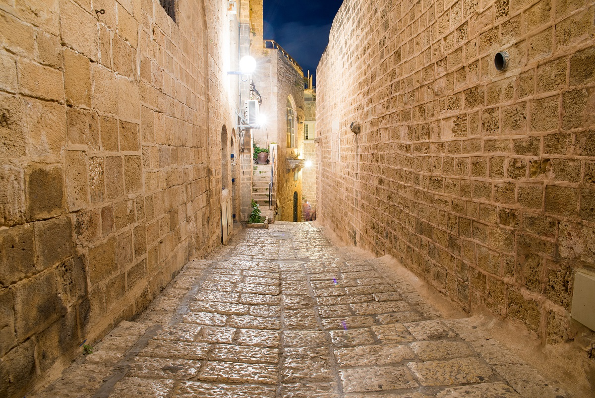 old city | car rental israel shlomo sixt